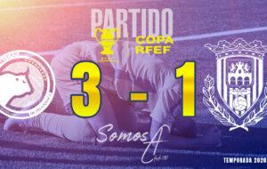 Unionistas gana la Copa Federación Regional