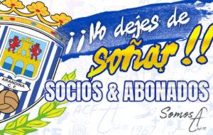 Campaña de SOCIOS & ABONADOS 2020/21